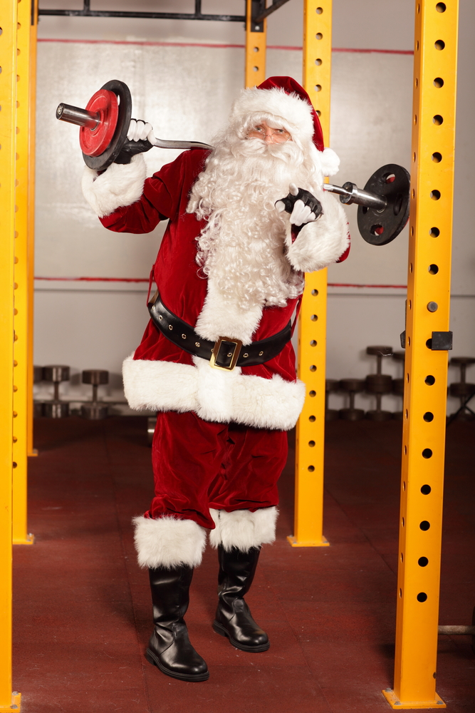 14 gym santa