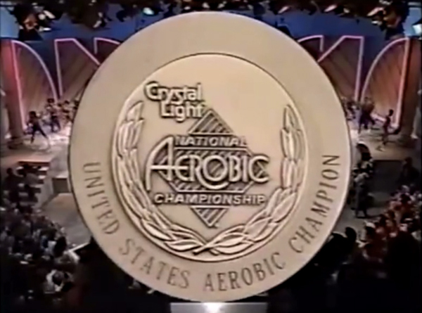 1988-Crystal-Light-National-Aerobic-Championship-Opening