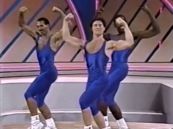 Taylor Swifts Shake It Off And 1988 Aerobics Championship Is The