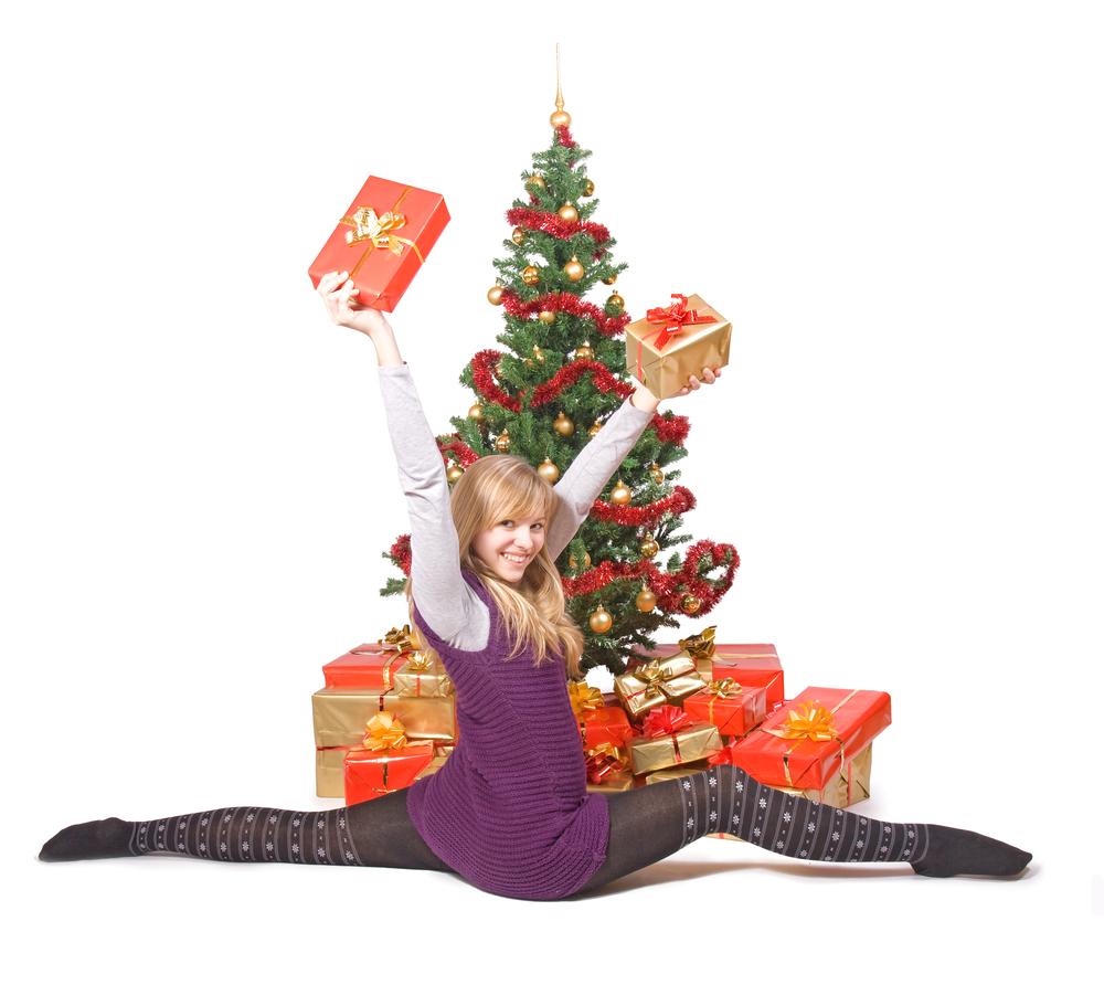 8 christmas splits