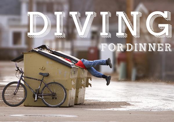 DUMPSTER-DIVING