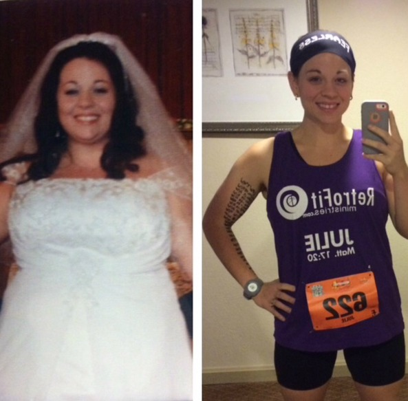 Julie Wilson beforeafter