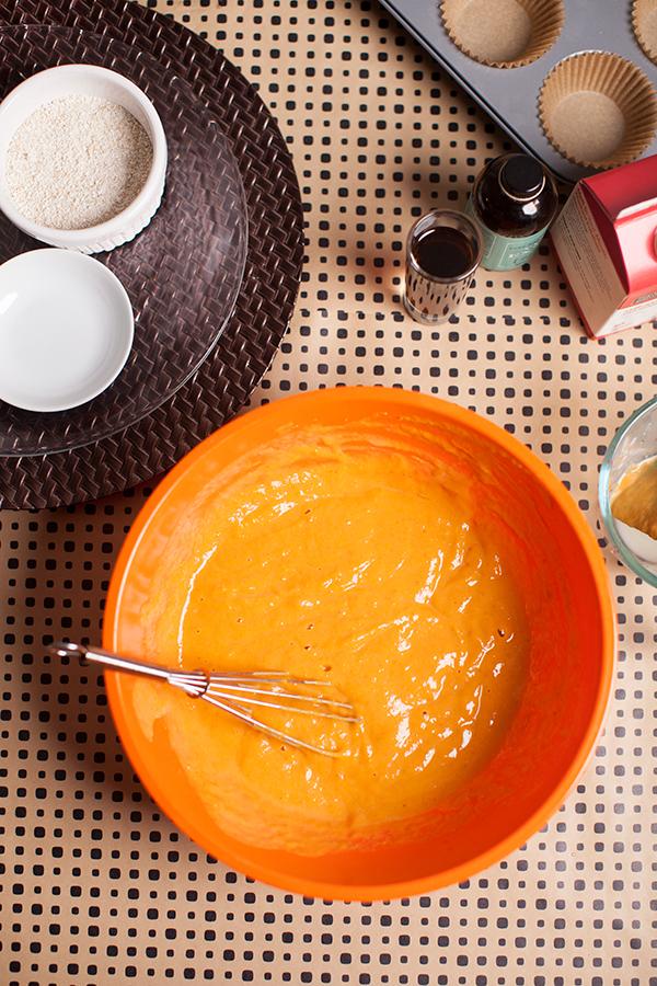 pumpkin-pie-muffin-ingredients