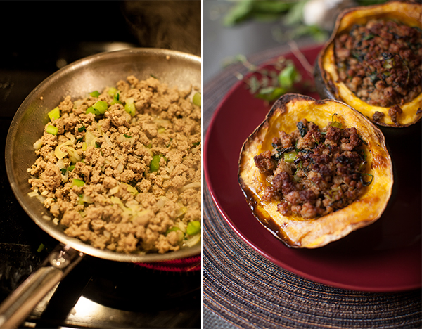 stuffed-turkey-acorn-squash