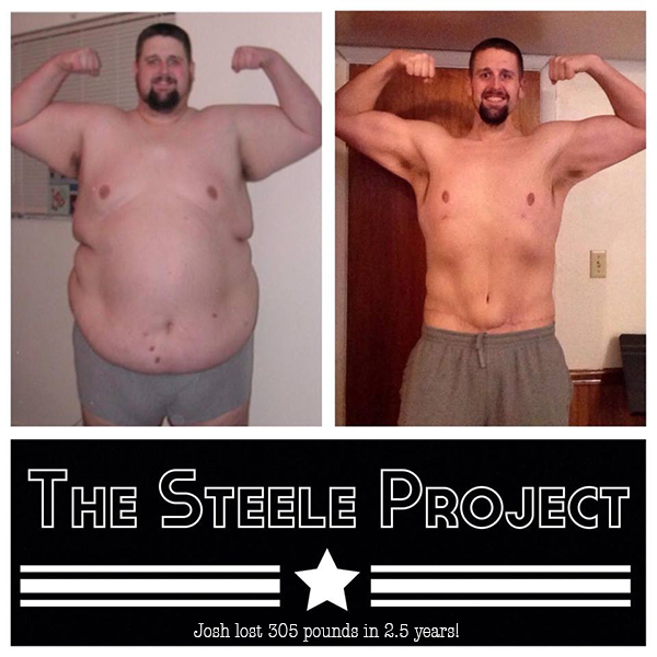 josh-steele-305-pound-weight-loss