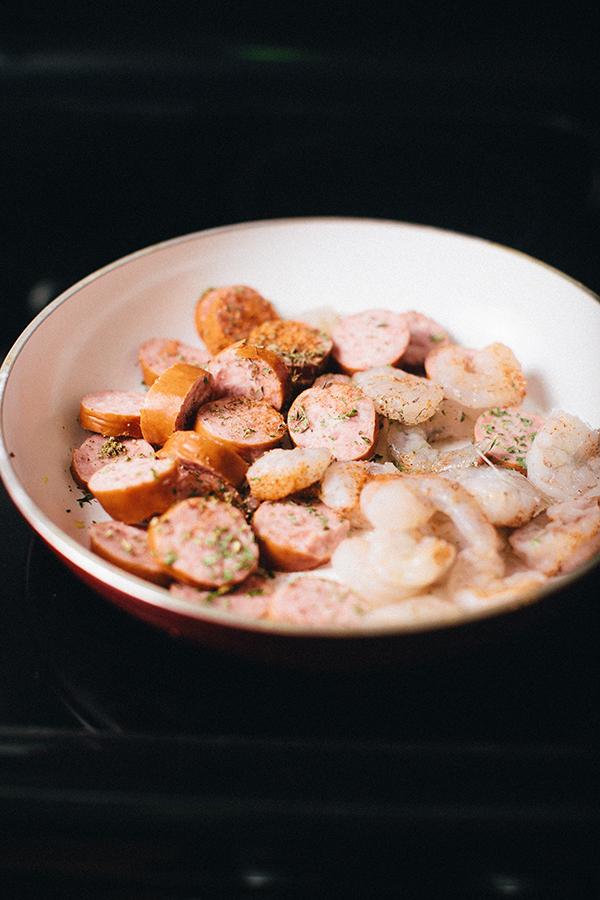sausage-and-shrimp