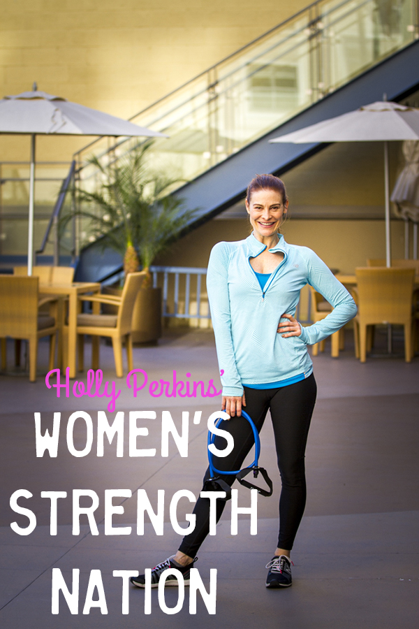 holly womens strength nation