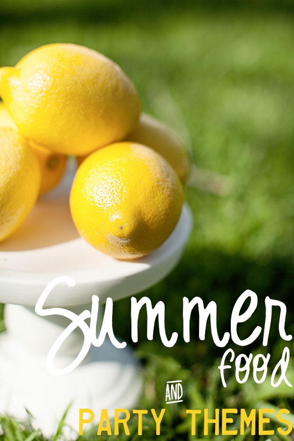 lemons-summer-food