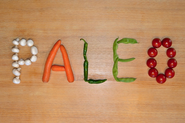 Vegetable writing: Paleo