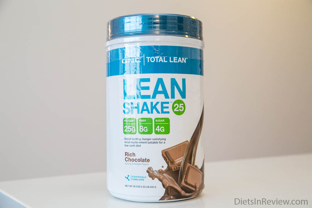 GNC Lean Shake 25 Review: Will it live to your expectations?