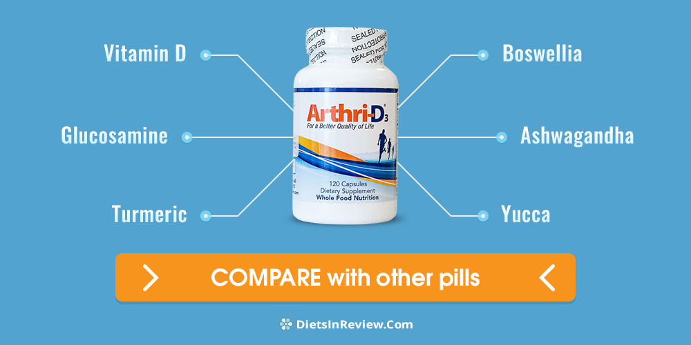 Arthri-D Review (UPDATED 2019): Don't Buy Before You Read This!