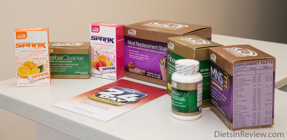 AdvoCare 24-Day Challenge | Healthy and Beautiful