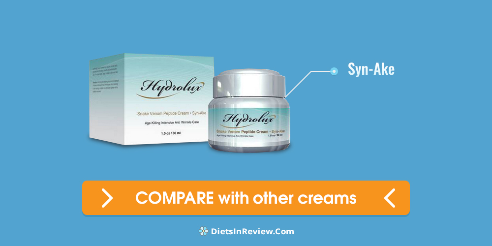 Hydrolux Snake Venom Peptide Skin Care Cream Review Updated 2019
