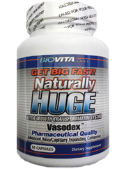Naturally Huge Male Enhancement Review