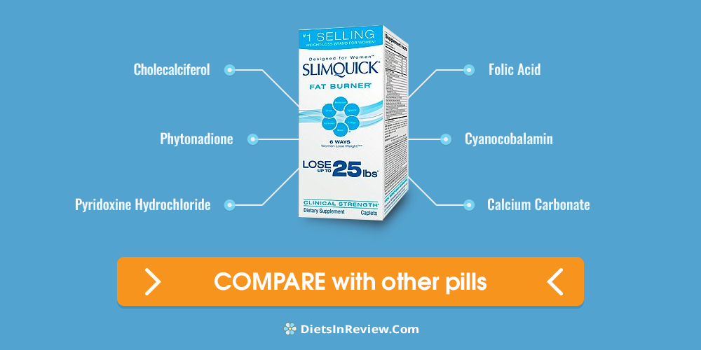 Slimquick diet