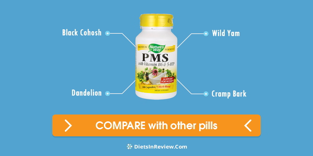 Nature's Way PMS Review (UPDATED 2019): Don't Buy Before You