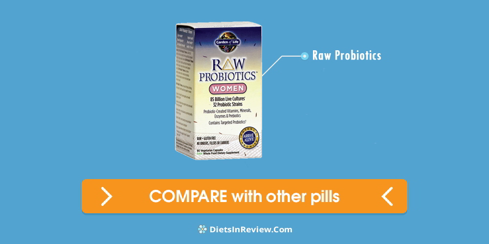 Raw Probiotics Women Ingredients And Side Effects Design