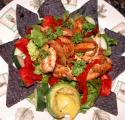 Chicken Fajita Salad Photo