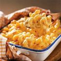 Old Fashioned Macaroni and Cheese Photo