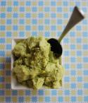 Avocado Frozen Yogurt Photo