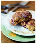 Babycakes Raspberry Scones Photo