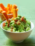 Chunky Guacamole with Serrano Peppers Photo