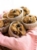 Banana-Berry Muffins Photo