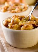 Pumpkin Banana Bread Pudding Photo