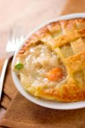 Crusty Chicken Pot Pie Photo