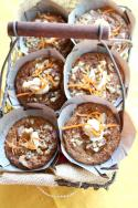 Carrot Cake Muffins Photo