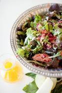 Harvest Chopped Salad with Orange Ginger Vinaigrette Photo
