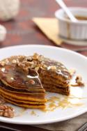 Pumpkin Pancakes Photo
