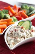 Sun-Dried Tomato Tofu Dip  Photo