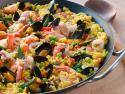Paella Casserole Photo