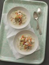 Tom Ka Gai Coconut Chicken Soup Photo