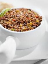 Turkey and Black Bean Chili Photo