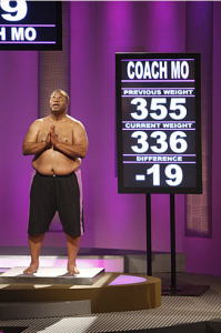 Coach Mo's First Weigh-In
