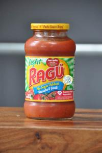 Best Pasta Sauce: Light Ragu Tomato Basil