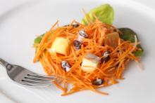 Apple Carrot Salad Photo