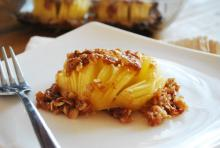 Hasselback Apple Crisp Photo