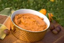 Molasses Whipped Sweet Potatoes Photo