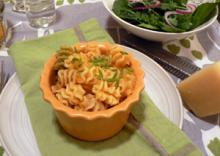 Butternut Squash Macaroni and Cheese Photo