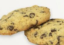 Reduced Sugar Chocolate Chip Cookies Photo