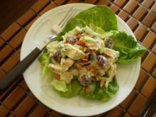 Curried Chicken and Grape Salad Photo