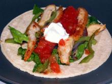 Chicken Fajitas Photo
