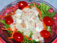 Chicken Rice Salad Photo