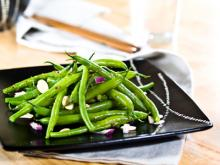 Almond-Green Bean Salad Photo