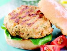 Actually Delicious Turkey Burgers Photo