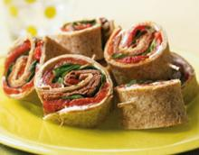 Gourmet Roast Beef Roll-Ups Photo