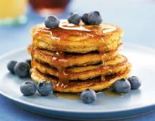 Better Blueberry Pancakes Photo